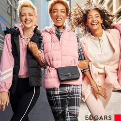 Edgars catalogue ( More than a month )