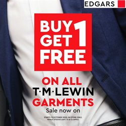 Edgars offers in the Edgars catalogue ( 7 days left)