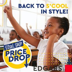 Clothes, Shoes & Accessories offers in the Edgars catalogue in Port Elizabeth ( 17 days left )