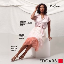Clothes, Shoes & Accessories offers in the Edgars catalogue ( 5 days left)