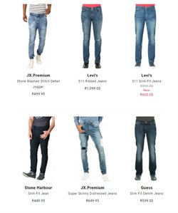 Edgars deals in the Cape Town special