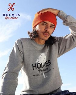 Holmes Brothers offers in the Holmes Brothers catalogue ( 14 days left)