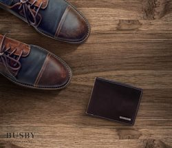 Busby Leather catalogue ( Expired )