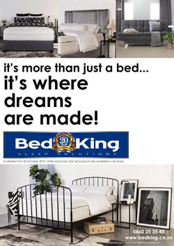 Bed King catalogue ( Expired )
