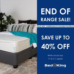 Bed King catalogue ( 4 days left )