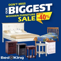 Bed King offers in the Bed King catalogue ( 9 days left)