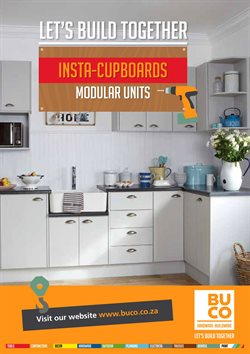 DIY & Garden offers in the BUCO catalogue in Johannesburg
