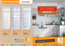DIY & Garden offers in the BUCO catalogue in Cape Town
