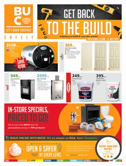 BUCO catalogue in Cape Town ( 8 days left )