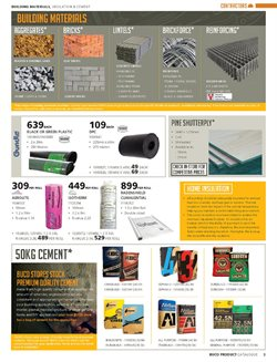 Home & Furniture offers in the BUCO catalogue ( More than a month )