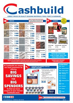 Tiles offers in the Cashbuild catalogue in Pretoria