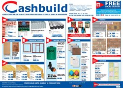 DIY & Garden offers in the Cashbuild catalogue in Johannesburg
