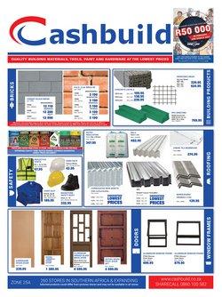 Cashbuild catalogue ( 2 days ago )