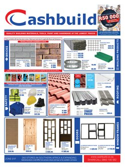 Cashbuild catalogue ( 3 days ago )