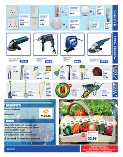 Bosch offers in the Cashbuild catalogue ( 19 days left)