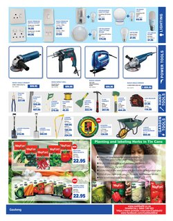 Bosch offers in the Cashbuild catalogue ( 7 days left)