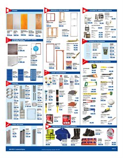 Garage door offers in the Cashbuild catalogue in Cape Town