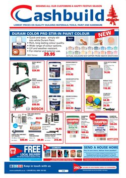 Tiles offers in the Cashbuild catalogue in Cape Town