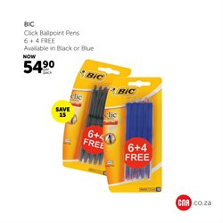 Pens offers in the CNA catalogue in Cape Town