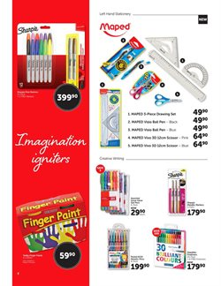 Markers offers in the CNA catalogue in Cape Town