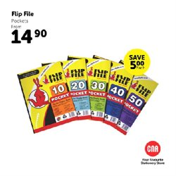 Files offers in the CNA catalogue in Cape Town