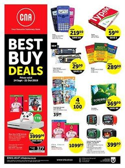 CNA deals in the Cape Town special