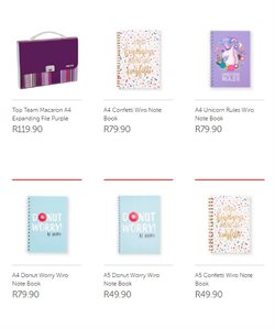 Notebook offers in the CNA catalogue in Cape Town