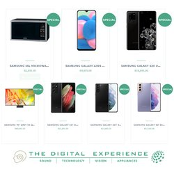 Samsung Galaxy A30s specials in The Digital Experience