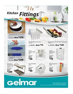 Gelmar deals in the Bellville special