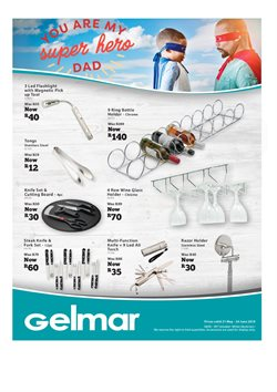 Gelmar deals in the Cape Town special