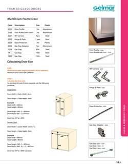 Doors offers in the Gelmar catalogue in East London