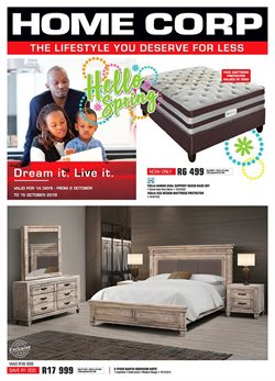 Home Corp deals in the Boksburg special