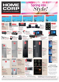 Home Corp deals in the Midrand special