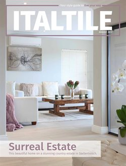 Italtile deals in the Johannesburg special