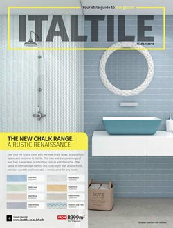 Tiles offers in the Italtile catalogue in Cape Town