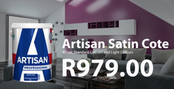 Jack's Paint deals in the Johannesburg special