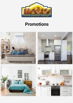 Metro Home Centre offers in the Metro Home Centre catalogue ( 1 day ago)