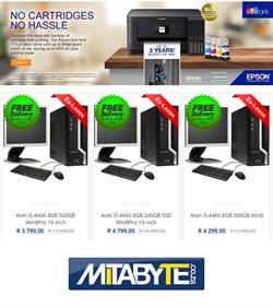Mitabyte catalogue ( Expired )