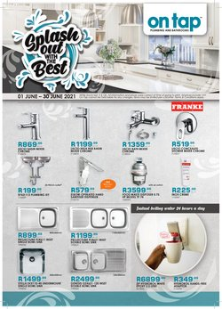DIY & Garden offers in the ON TAP catalogue ( 18 days left)