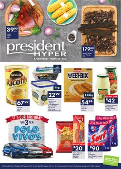 President Hyper deals in the Randburg special
