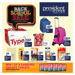 President Hyper deals in the Krugersdorp special