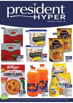 President Hyper catalogue ( Expired )