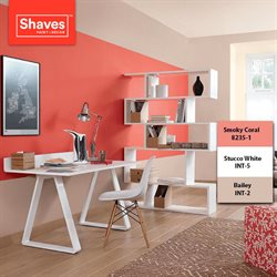Shaves Paint And Decor catalogue ( Expired )