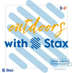 Stax offers in the Stax catalogue ( 2 days left)