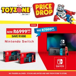 Toy Zone offers in the Toy Zone catalogue ( 2 days left)