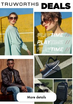 Truworths catalogue ( Published today)