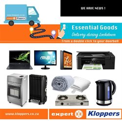 Kloppers catalogue ( 18 days left )