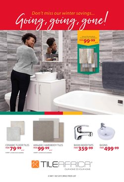 Tile Africa deals in the Bellville special