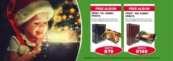 Christmas offers in the Foto First catalogue in Cape Town