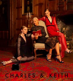 Charles & Keith deals in the Johannesburg special